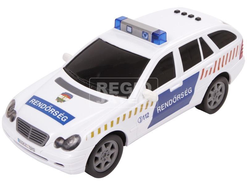 kép nagyítása Dickie magyar rendőrautó - 25 cm, többféle