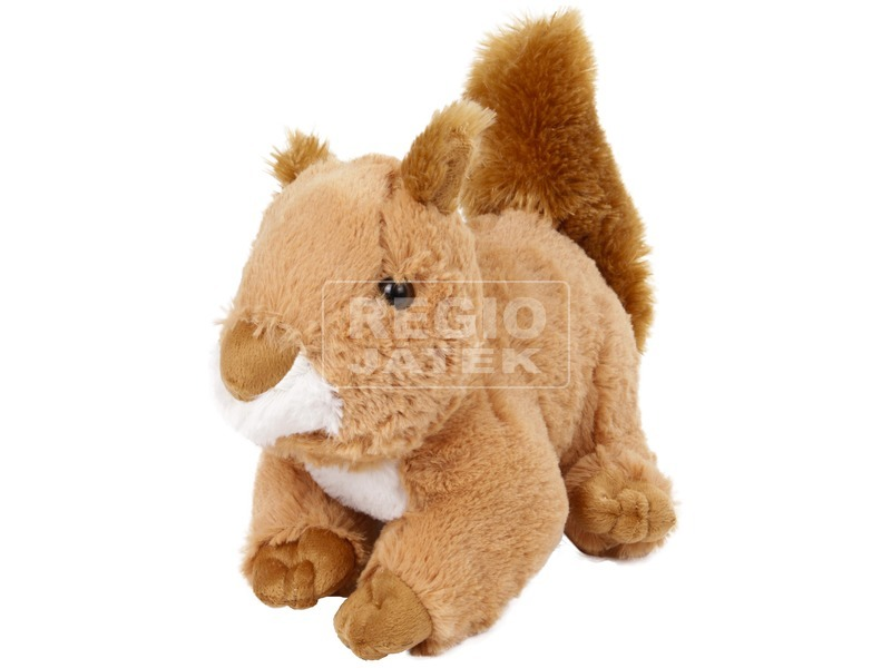 Plüs mókus, 25 cm
