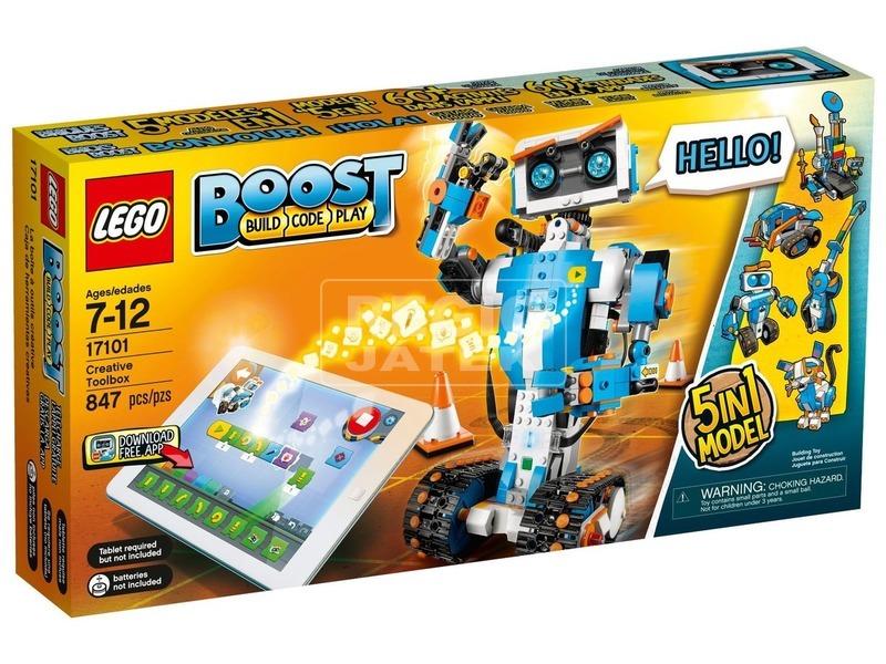 LEGO® Boost Kreatív robotok 17101