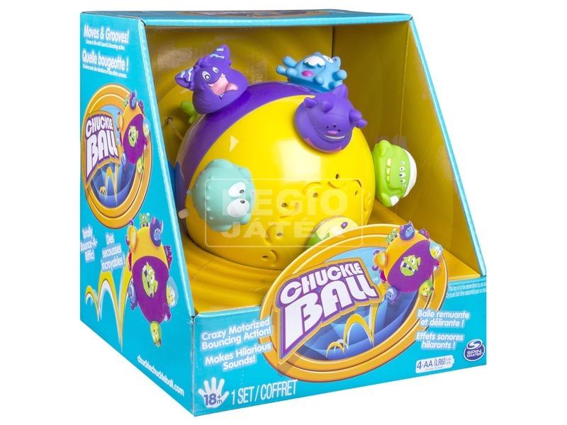 Chuckle Ball ügyességi labda bébijáték