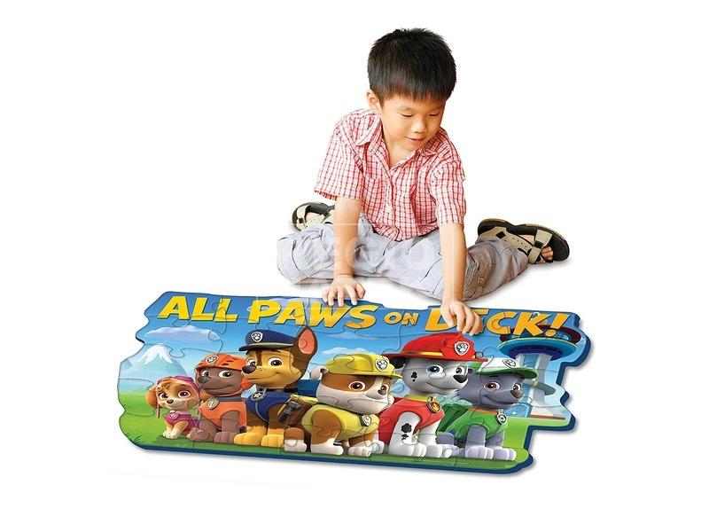 kép nagyítása Mancs őrjárat 25 darabos puzzle