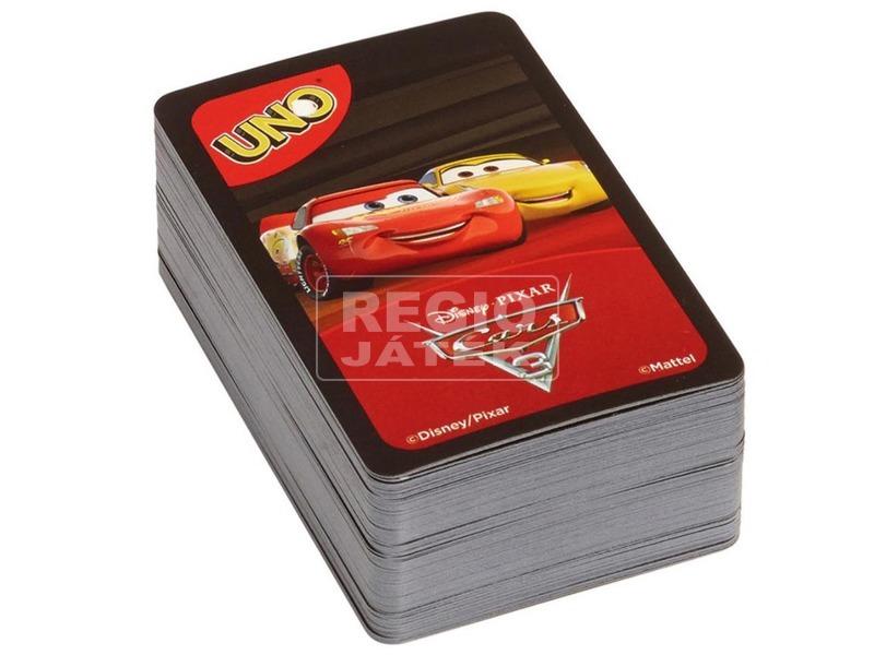 kép nagyítása Verdák 3 UNO kártya