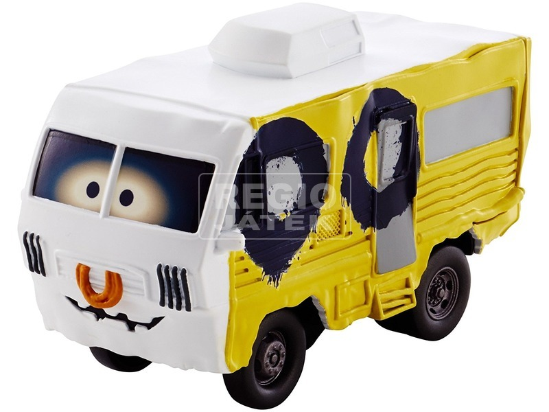 kép nagyítása Verdák 3 Crazy 8 deluxe autó - 14 cm, többféle