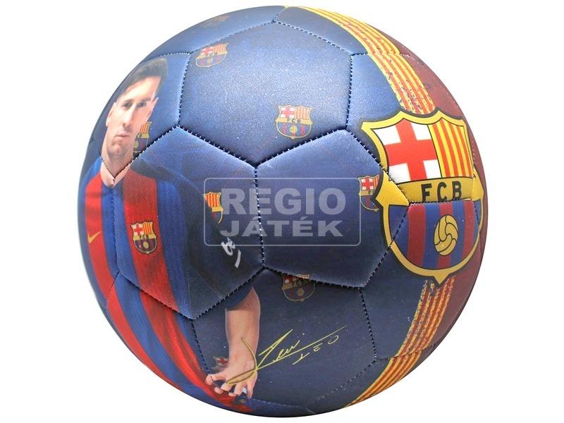 FC Barcelona Messi focilabda