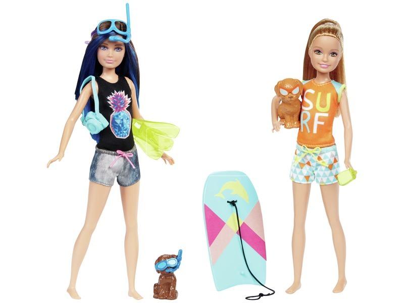 Barbie: Delfin varázs baba - 29 cm, többféle