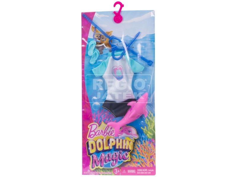 Barbie: Delfin varázs fürdőruha - többféle