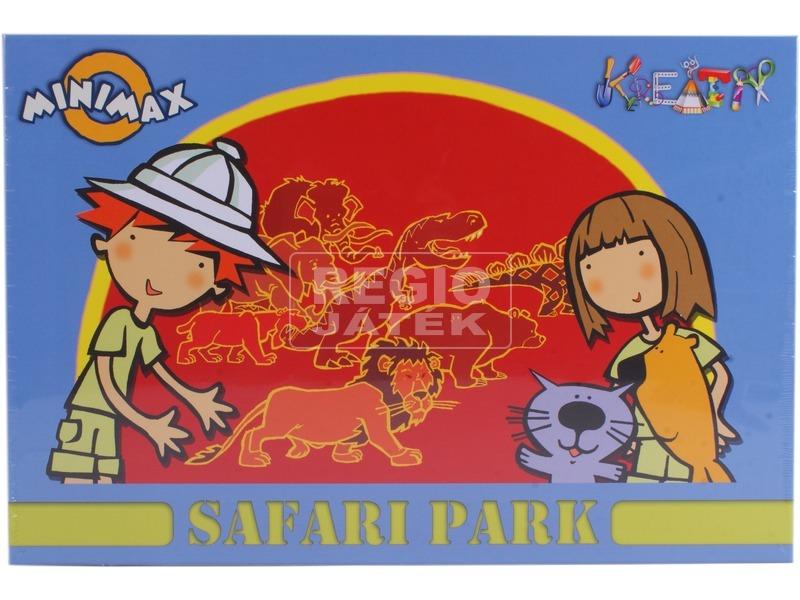 Safari park társasjáték