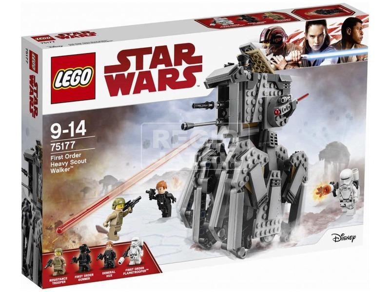 LEGO Star Wars Első rendi felderítő lépegető 75177