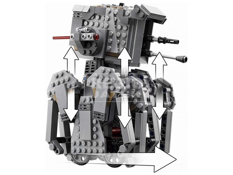 kép nagyítása LEGO® Star Wars Első rendi felderítő lépegető 75177