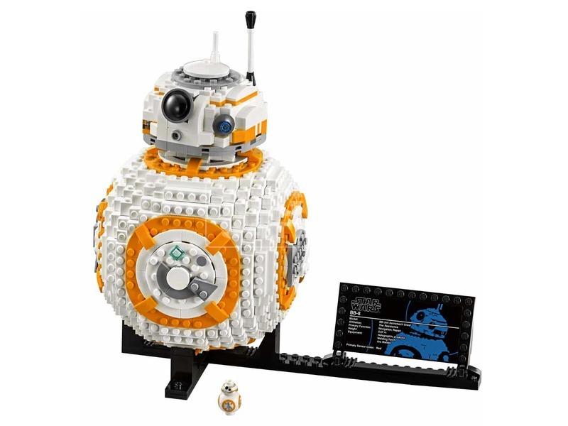 kép nagyítása LEGO® Star Wars BB-8 droid 75187