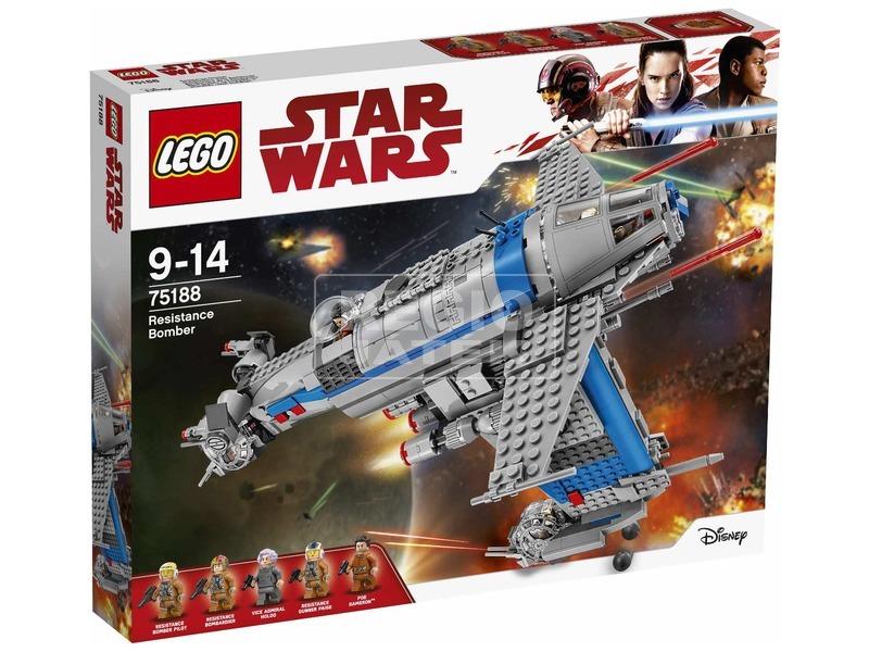 LEGO Star Wars Ellenállás bombázó 75188