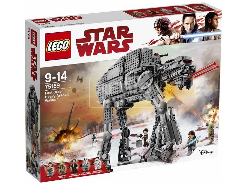 LEGO Star Wars Első rendi ostrom lépegető 75189