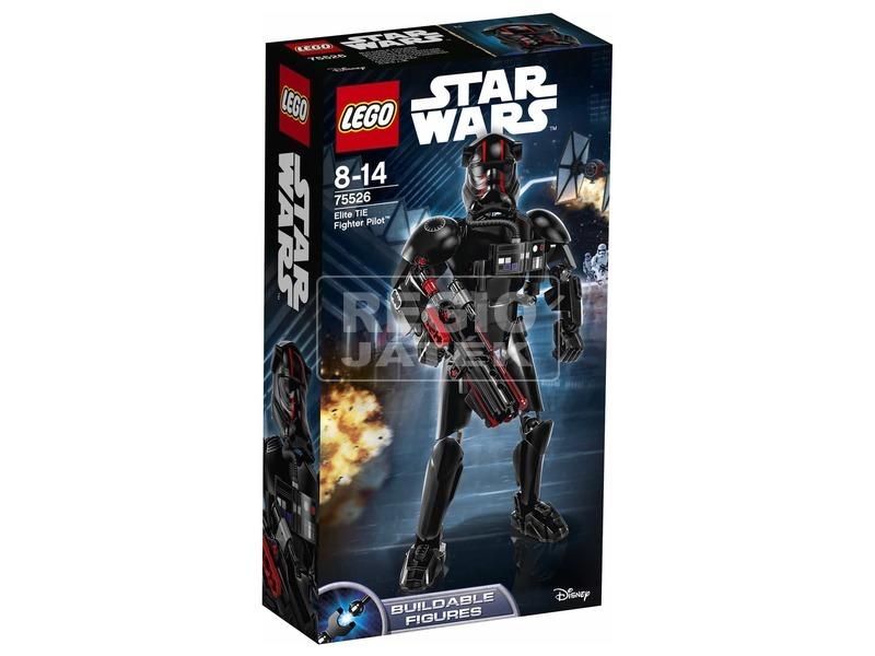 LEGO Star Wars Elit TIE Fighter pilóta 75526