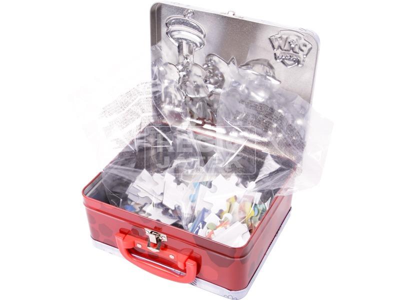 kép nagyítása Mancs őrjárat 24 darabos puzzle fémdobozban