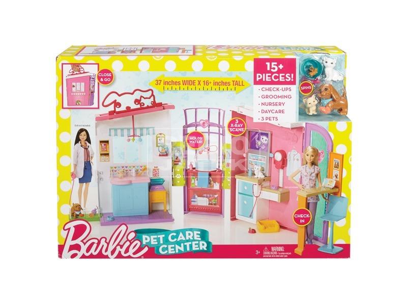 Barbie állatorvosi rendelő FBR