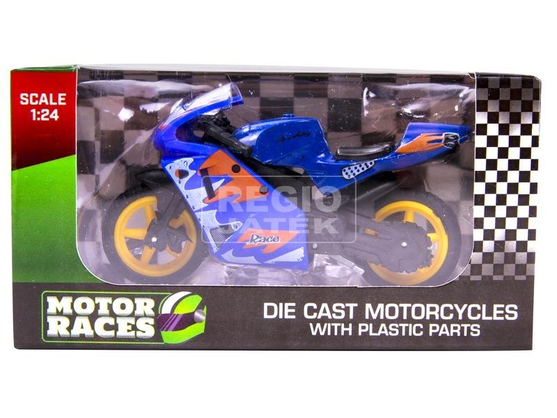Motorkerékpár 1:24, 6 féle