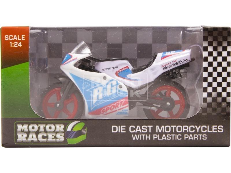 kép nagyítása Motorkerékpár 1:24, 6 féle
