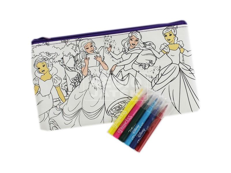 Kifesthető tolltartó, Hercegnők