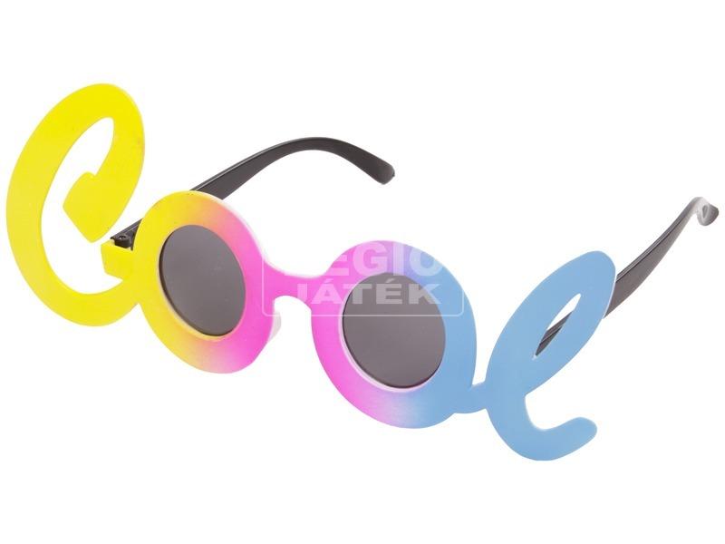 Cool party szemüveg - univerzális méret, többféle