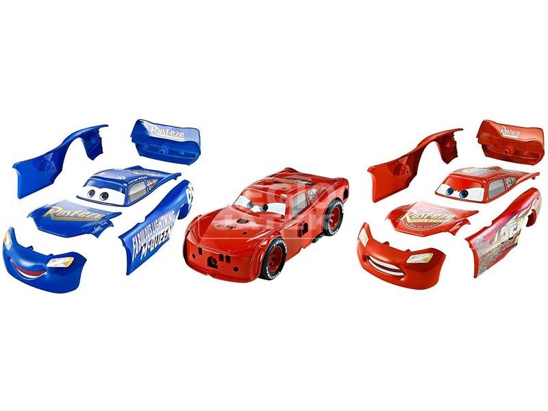 kép nagyítása Verdák 3 Villám McQueen 2 az 1-ben - 25 cm