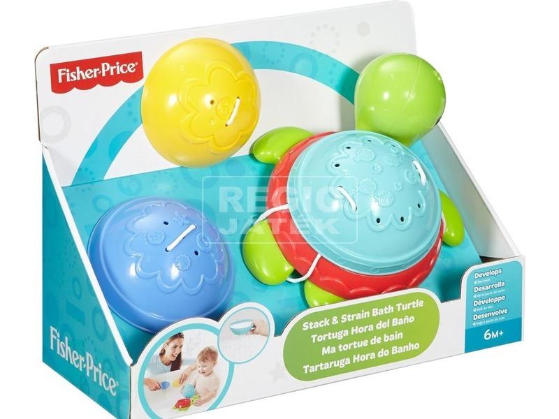 Fisher-Price pancsi teknős fürdőjáték