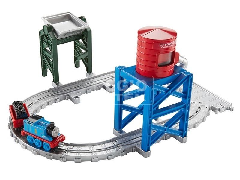 kép nagyítása Thomas Adventures töltőállomás pálya