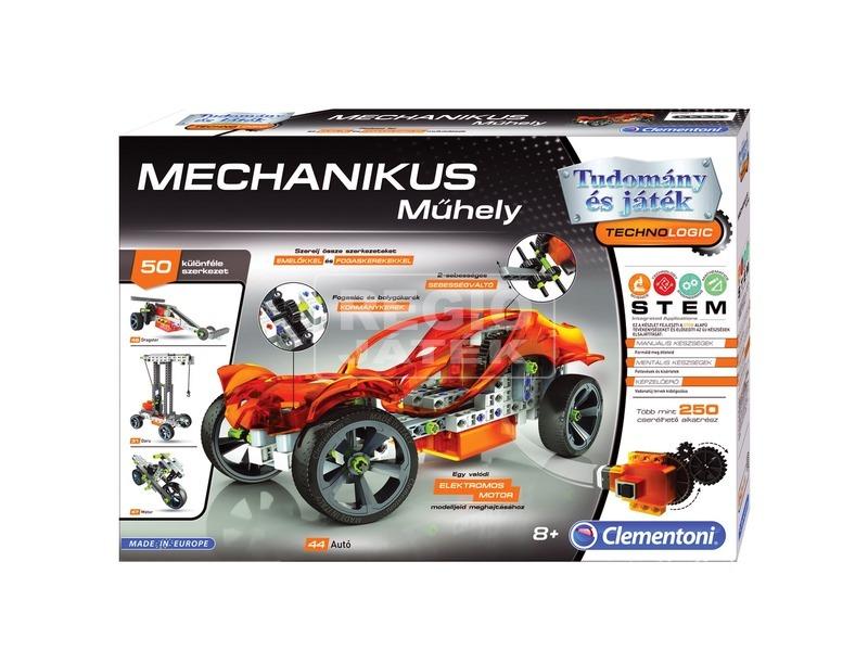 Mechanikus Műhely - Autók és járművek