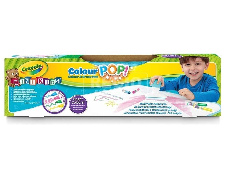 Color Pop irka-firka szőnyeg
