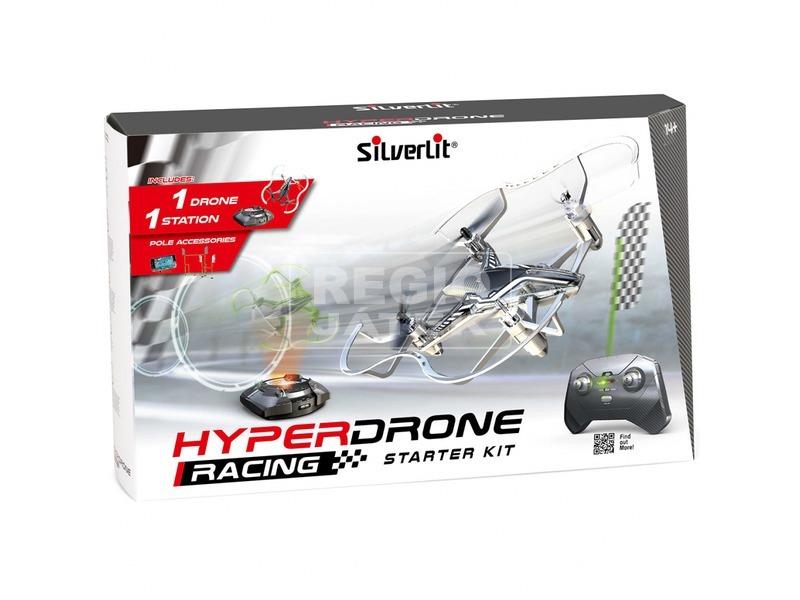 Silverlit HyperDrón - Kezdő készlet (1 Drón + 1 Tá