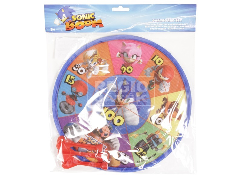 Sonic dart játék