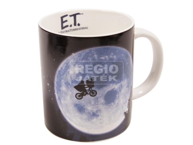 kép nagyítása ET bögre dobozban