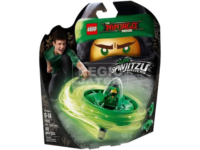 LEGO® Ninjago Lloyd - Spinjitzu mester 70628