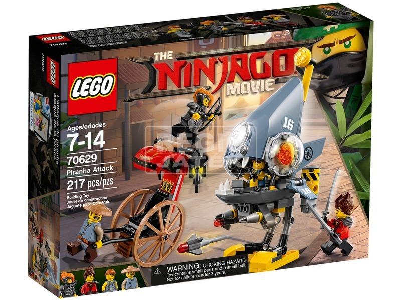 LEGO® Ninjago Piranha támadás 70629