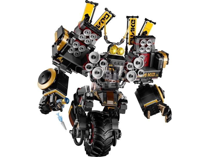 kép nagyítása LEGO® Ninjago Földrengés robot 70632