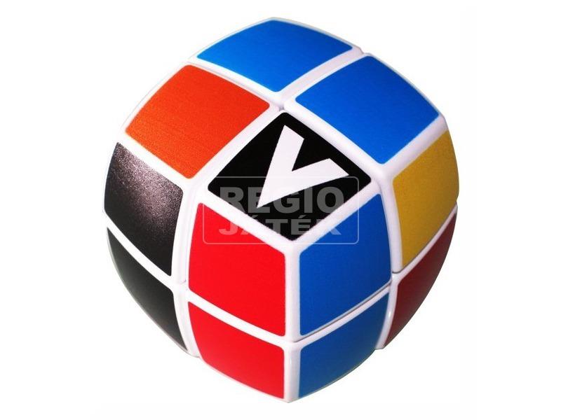 V-CUBE 2x2 versenykocka fehér lekerekített