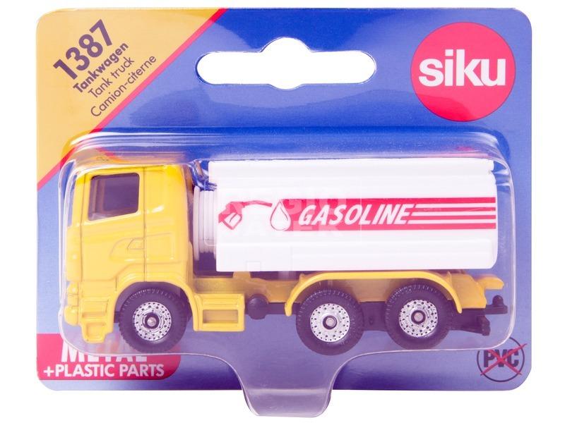 Siku: Tartályos teherautó 1:87 - 1387