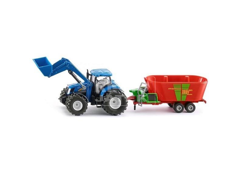 kép nagyítása New Holland traktor