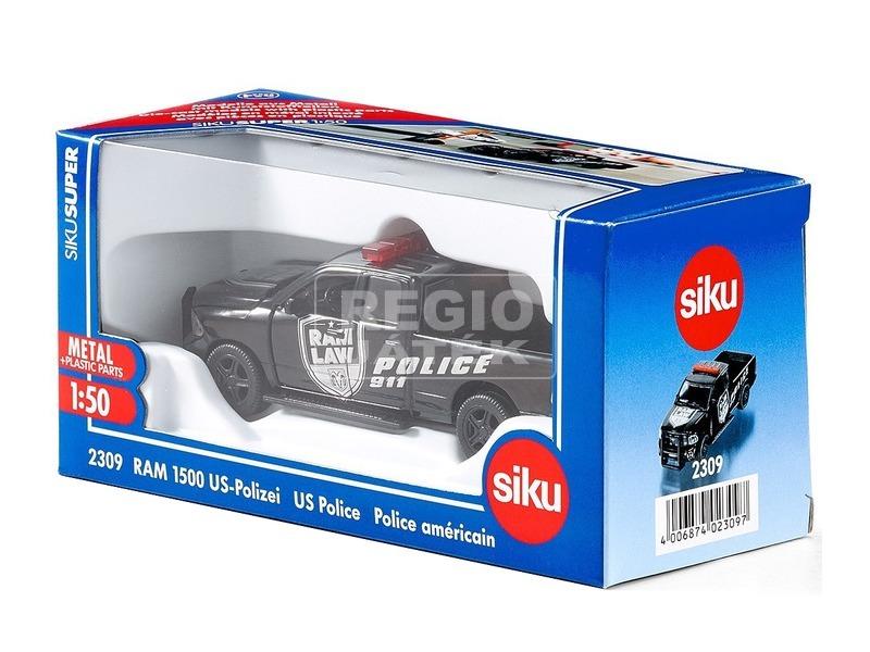Siku: Dodge Ram rendőrautó 1:50 - 2309