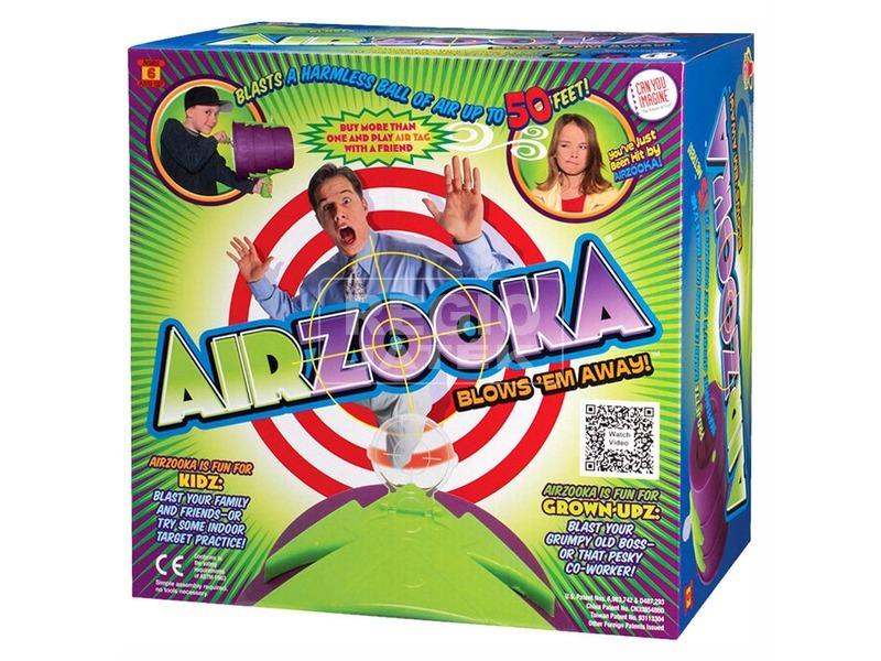 Airzooka légágyú