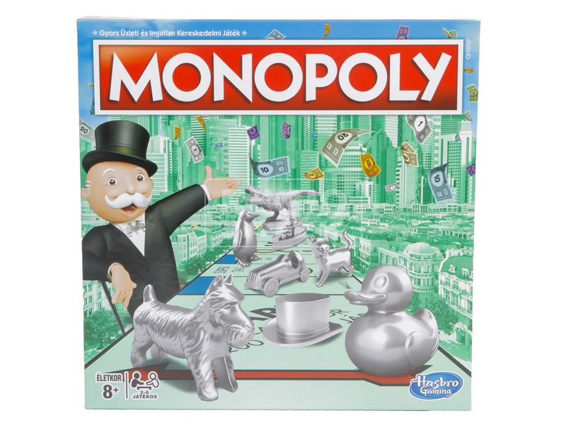 kép nagyítása Monopoly társasjáték - új kiadás