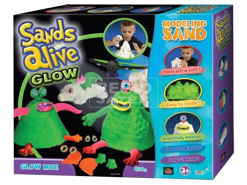 Sands Alive világító szörnyecskék készlet