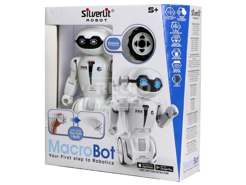 MacroBot, az okos robot - 20 cm