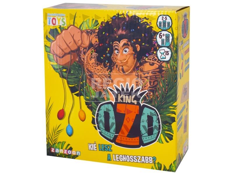 King Ozo – Kié lesz a leghosszabb?