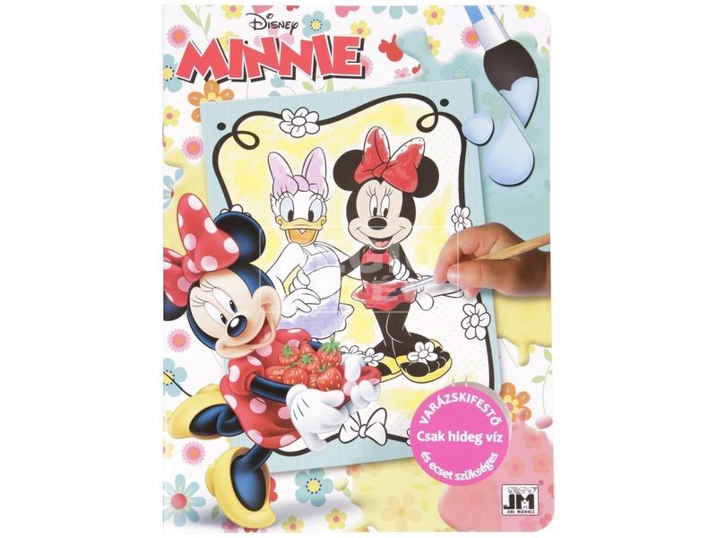 Minnie egér kifestő füzet