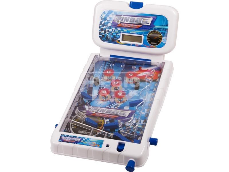kép nagyítása Pinball Racing flipper játék