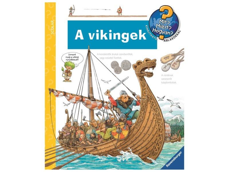 A vikingek foglalkoztatókönyv