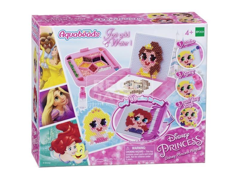 Aqua Beads Disney Hercegnők szett