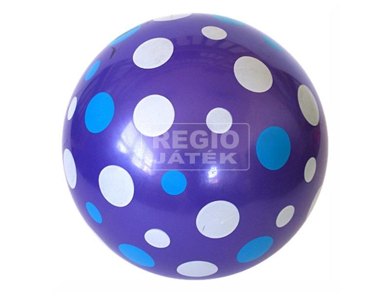 220mm-es Duál pöttyös labda