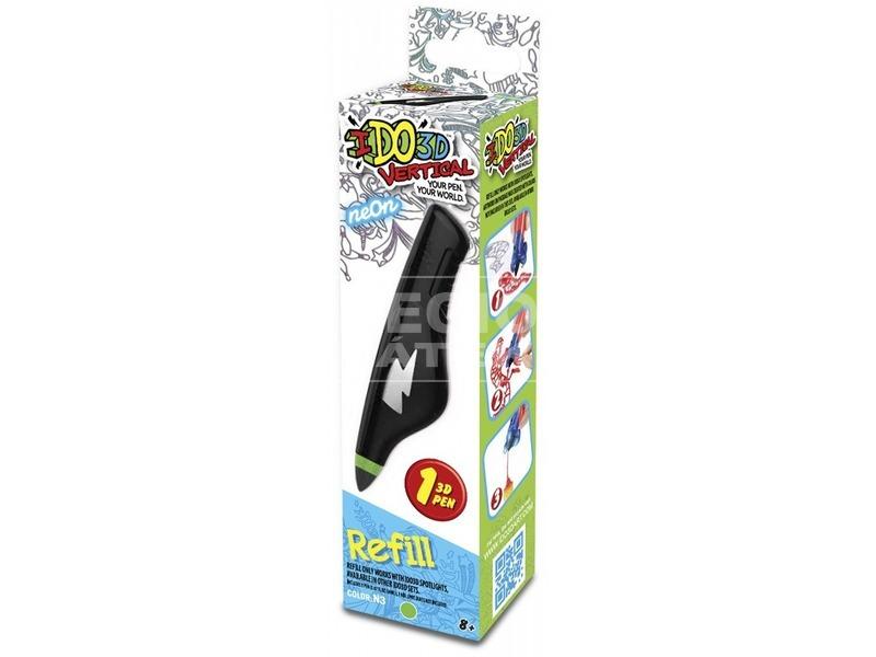 kép nagyítása I Do 3D függőleges toll utántöltő - többféle