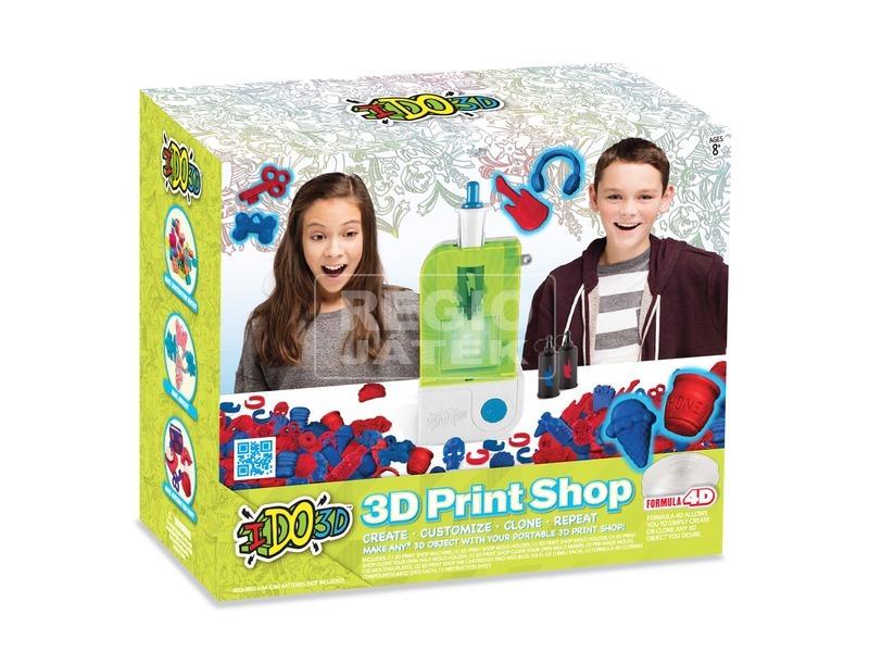 DO3D 3D Print Shop